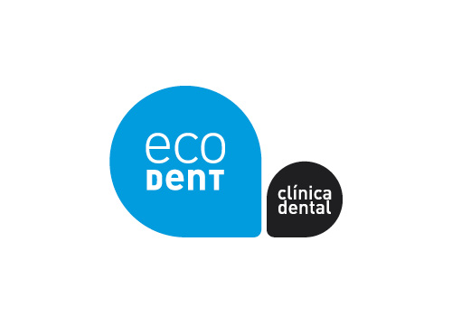 diseño isologo Clinica Dental Ecodent