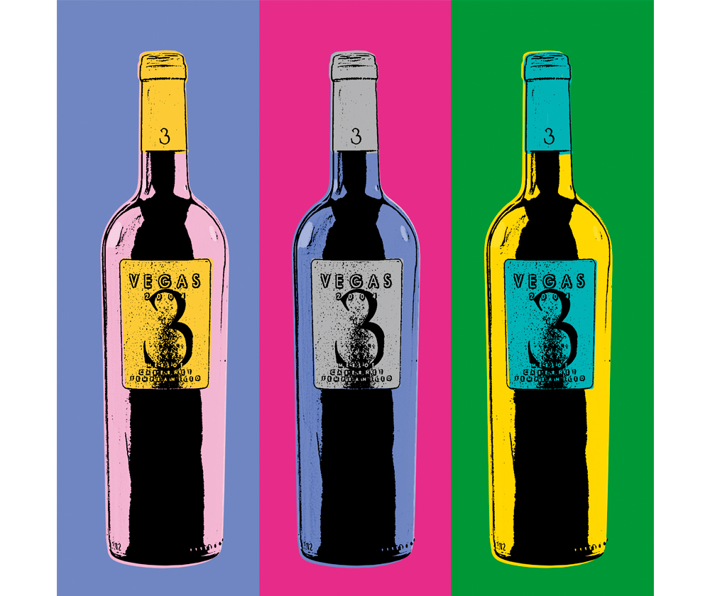 botella-vino-pop-art-trama