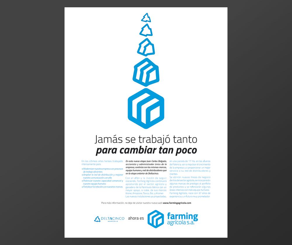 Diseno Anuncio Corporativo Trama Agencia Publicidad Valladolid
